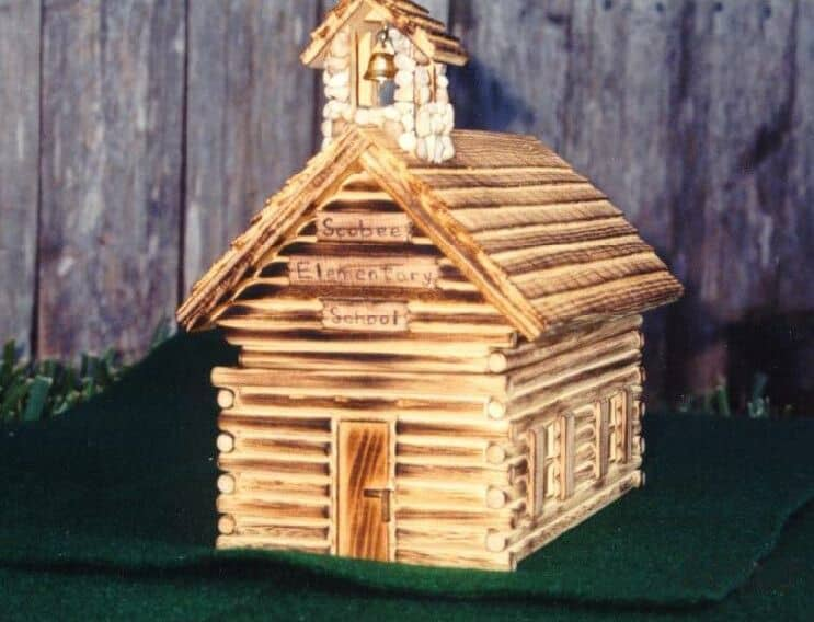 Jackson 39 S Miniature Log Cabins